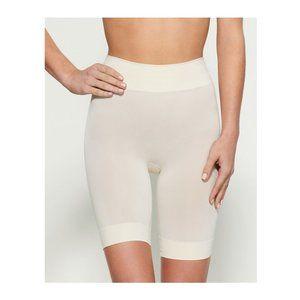 Jockey Skimmies Slipshort Shaping Shorts Ivory NEW